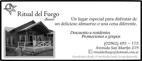 Ritual del Fuego: San Martin 219