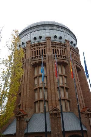 madrid s moorish architecture picture of private madrid museum