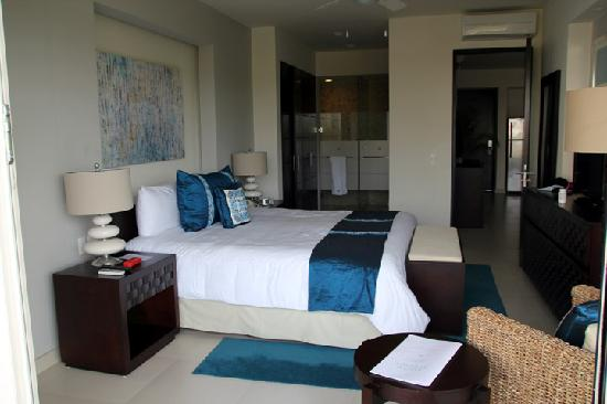 Marival Residences Luxury Resort Nuevo Vallarta: One Bedroom Suite