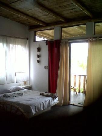 Punta Pacífico Bungalows: Otra de las camas matrimoniales