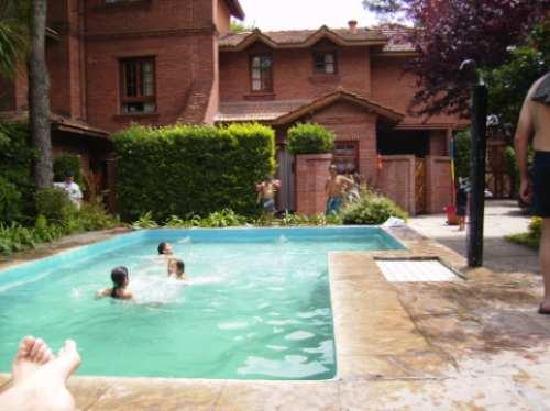 Vacances Dorado: patio