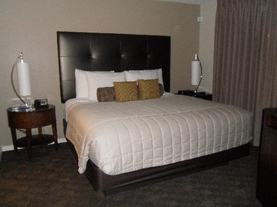 HYATT house Shelton: Bed