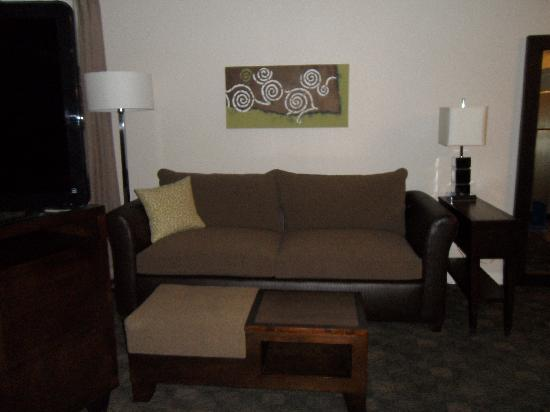 HYATT house Shelton: Sitting area