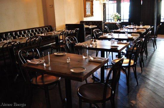 Harper's Bar & Restaurant: Main Dining Room