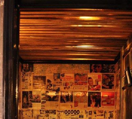 Newspaper Wallpaper Picture Of Harper S Bar Amp Restaurant