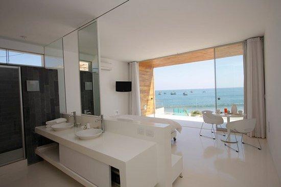 Mancora Marina Hotel: Habitaciones