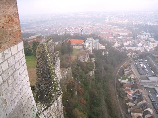 La Citadelle de Besançon, France