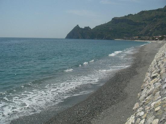Sant' Alessio Siculo, Italy: View