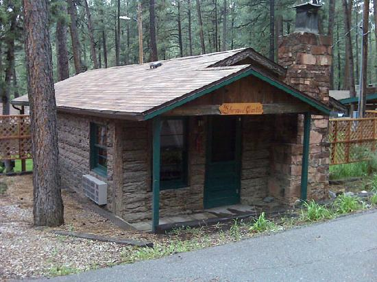 rocking chairs forest home cabins ruidoso picture of