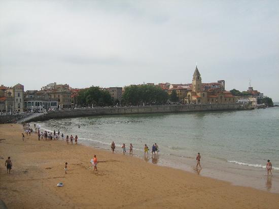 Begona: La spiaggia