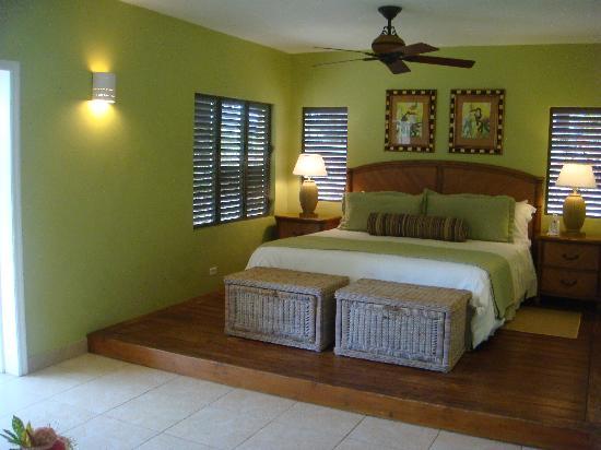 Nisbet Plantation Beach Club : our room