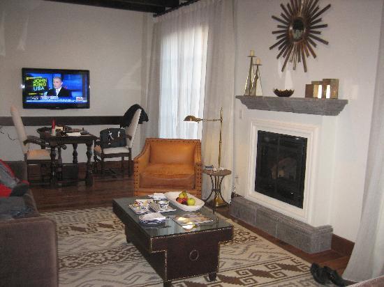 Rosewood San Miguel de Allende : Living Room