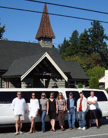 Steeples Restaurant: staff outing