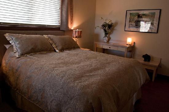 High Hopes Bed & Breakfast: Bear Room