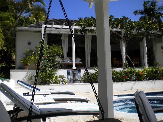 Round Hill Hotel & Villas: Cottage 18/80