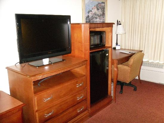 Hampton Inn Austin/Airport Area South: TV