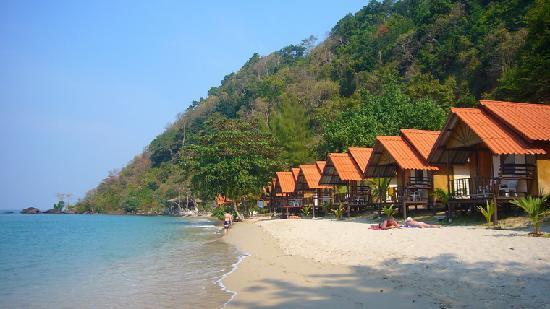 Koh Chang Hotels White Sand Beach Sea View Resort