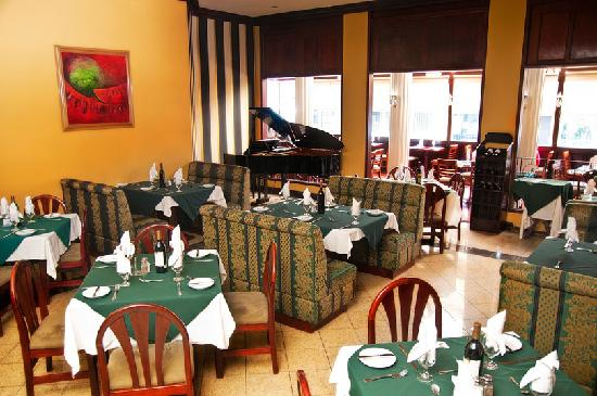 Sleep Inn Hotel Paseo Las Damas: Restaurante Magnolia