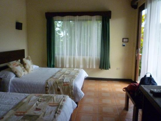 Arenal Springs Resort and Spa: Two double beds