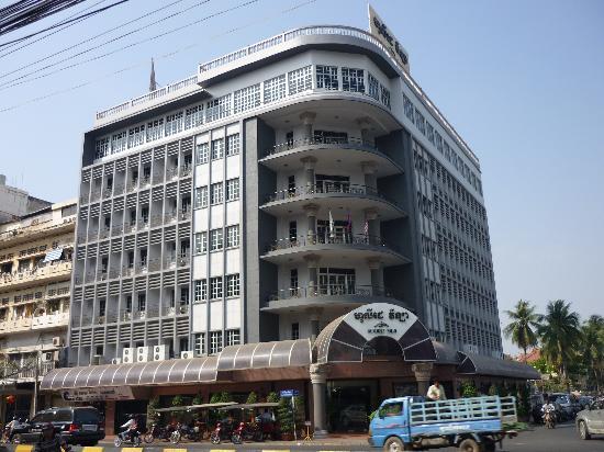 Holiday Villa Phnom Penh: Holiday Villa Phnom Pehn