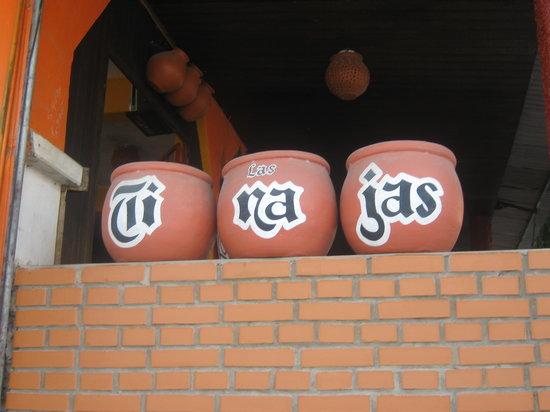 Restaurant Las Tinajas: Las Tinajas