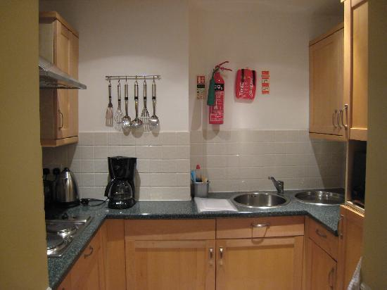 51 Kensington Court Limited: Kitchen