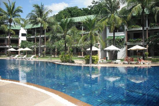 Katathani Et Beach Resort Bhuri Wing And Pool