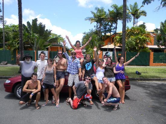JJ's Backpackers Hostel: Meet New Friends!
