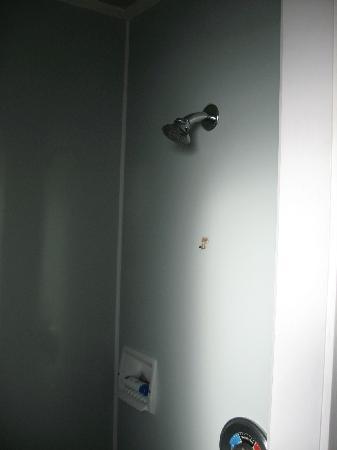 Mangonui Motel: Shower