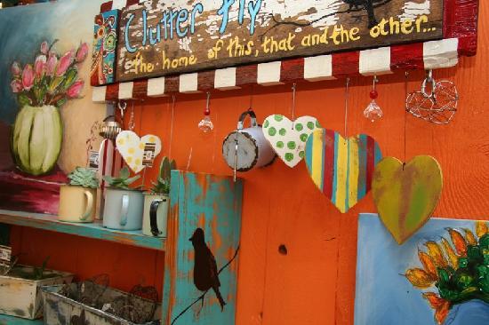 بريتوريا, جنوب أفريقيا: Clutterfly At Karoo Lifestyle Center