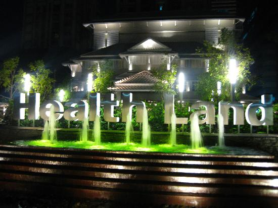 Health Land Spa & Massage (Pinklao) : the building