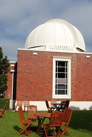 Space Place at Carter Observatory : Carter Observatory