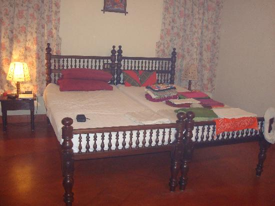 Cochin Heritage Home: the room