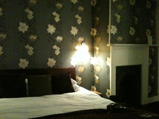 The Castle Inn: Our Room