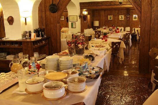 Hotel Europa: Breakfast room/restaurant