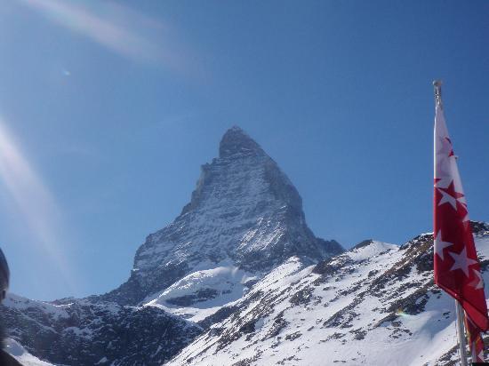 Hotel Antares : Matterhorn