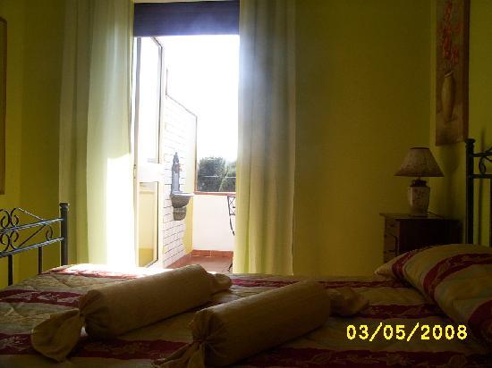 veranda - Foto di Bed & Breakfast Il Girasole, San Pietro in Bevagna ...