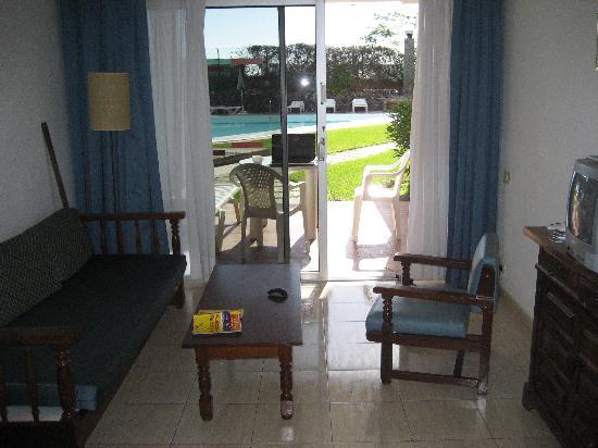 Residence Aida Apartamentos: Salon