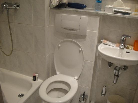 Regent Hotel: 洗面所