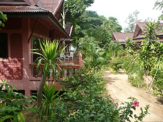 Sairee Cottage Resort: bungalows