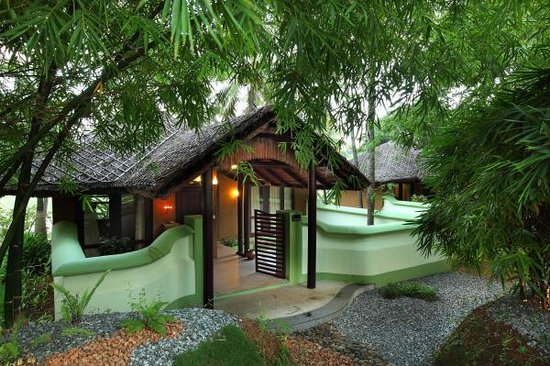 Fragrant Nature Backwater Resort & Ayurveda Spa: Premium villa