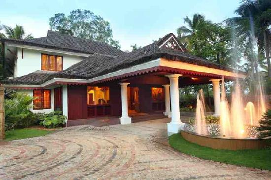 Fragrant Nature Backwater Resort & Ayurveda Spa : Reception