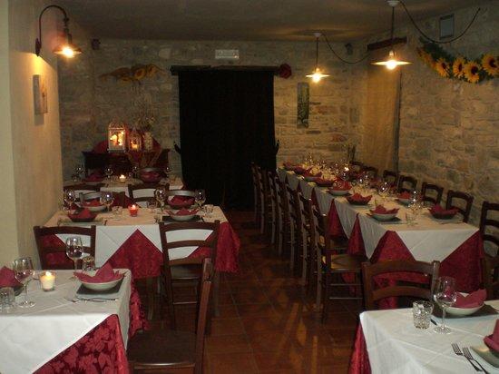Sir Ector: Saletta ristorante