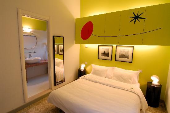 Il Piccolo Rooms: camera