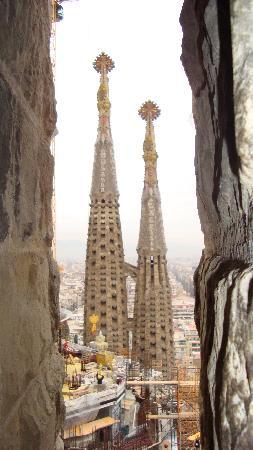 Barcelona, Spanje: sagrada famiglia