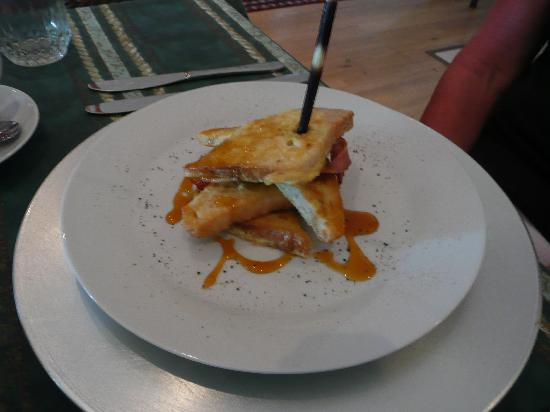 Hoopenburg Guest House: Breakfast...yummy