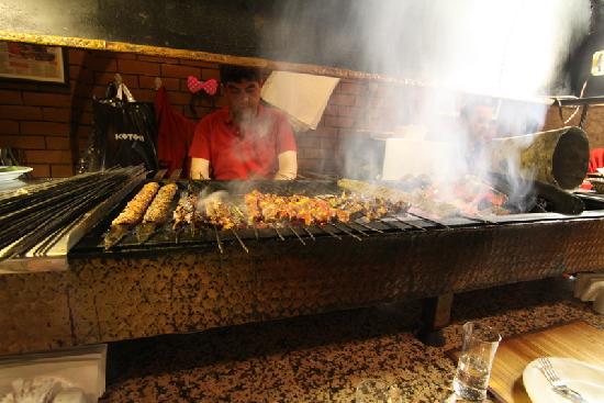Zubeyir Ocakbasi : A good selection of kebabs