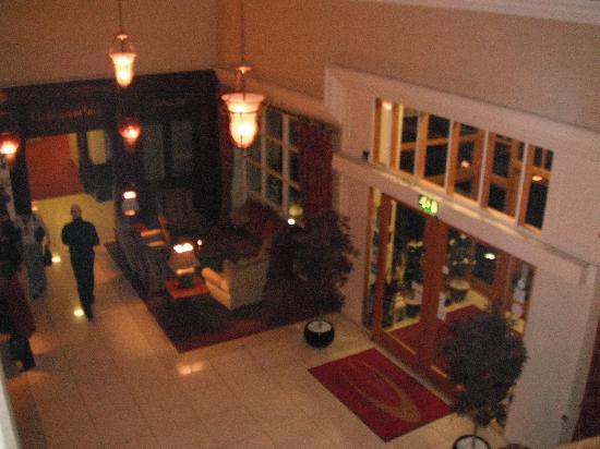 Clanard Court Hotel: Lobby