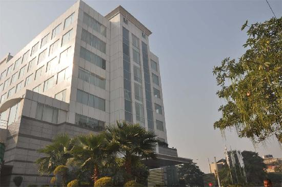 Radisson Blu Suites Gurgaon: Radisson Suites Gurgaon