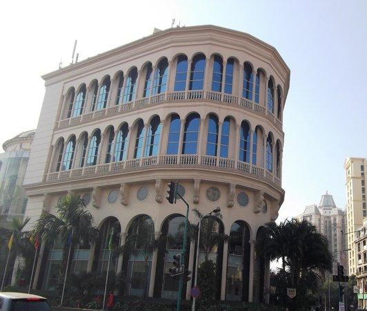 Rodas An Ecotel Hotel: Rodas